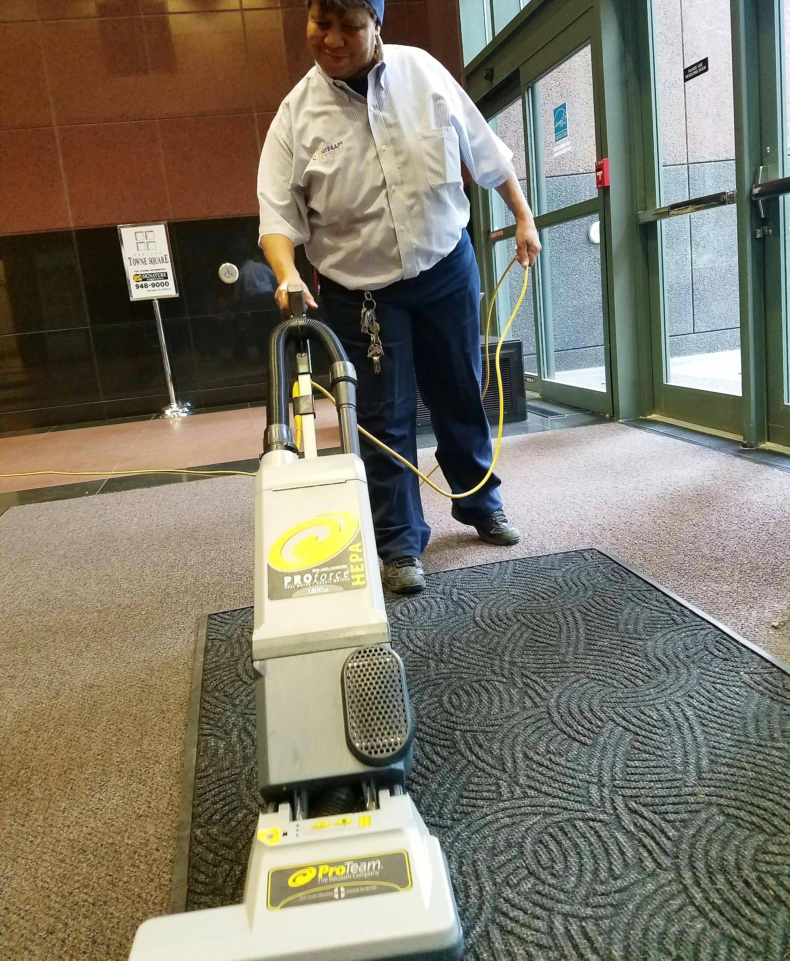continuum vacuum services