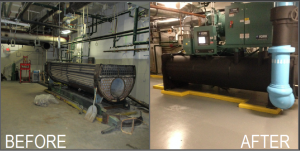 Mechanical Room Continuum Services